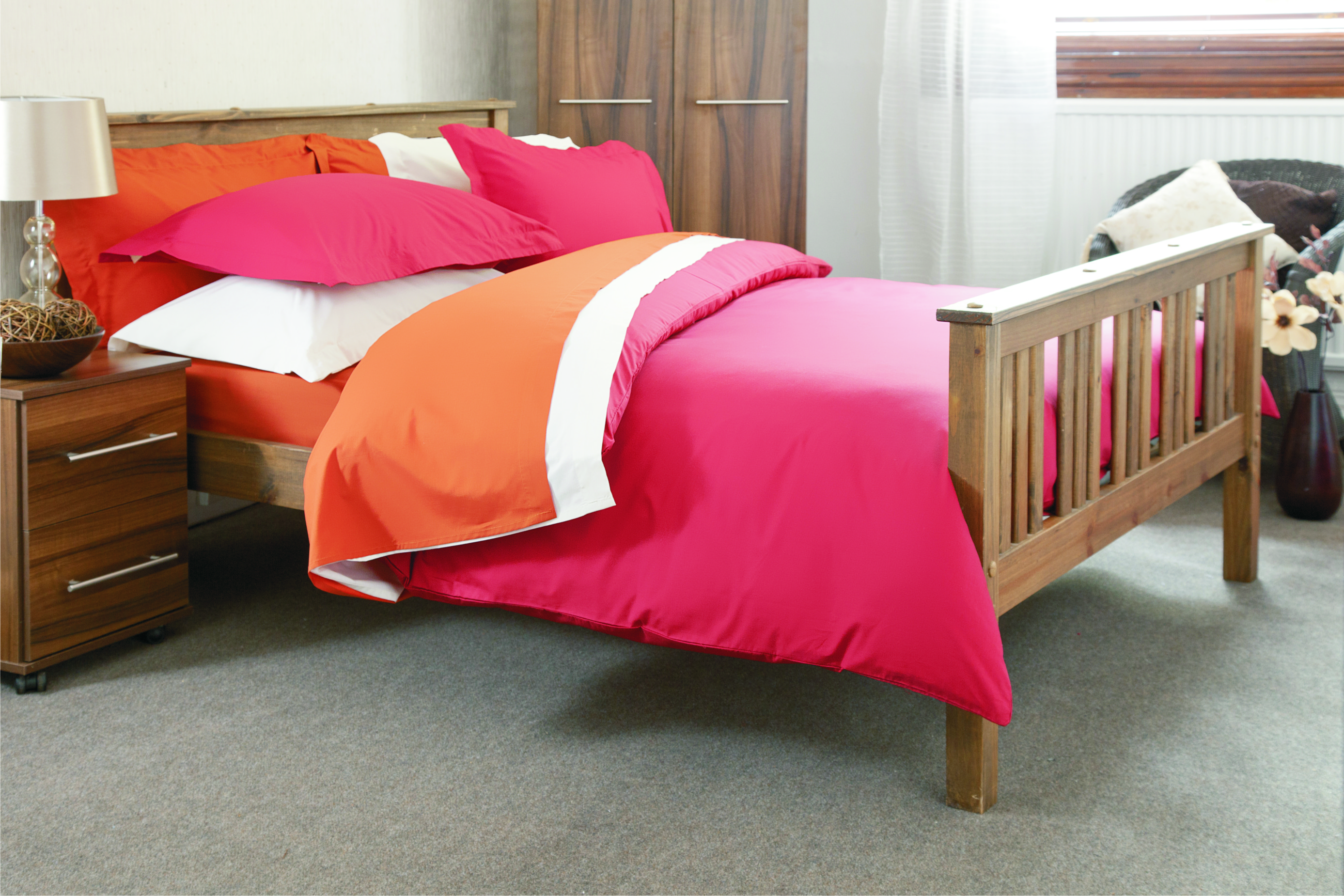 Polycotton Bed Linen Part - 32: Polycotton Easy Care Bed Linen (25)