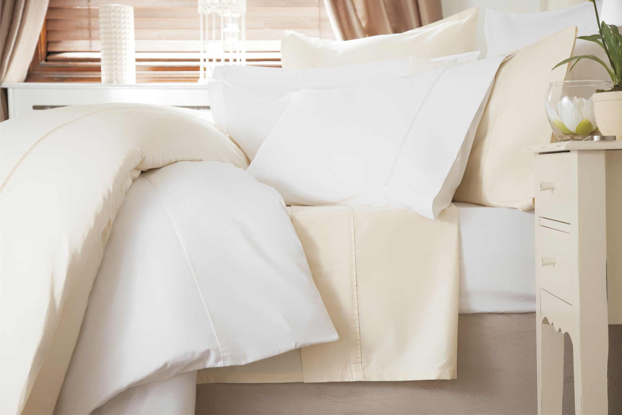 600 Thread Count Cotton Sateen Bed Linen (3)