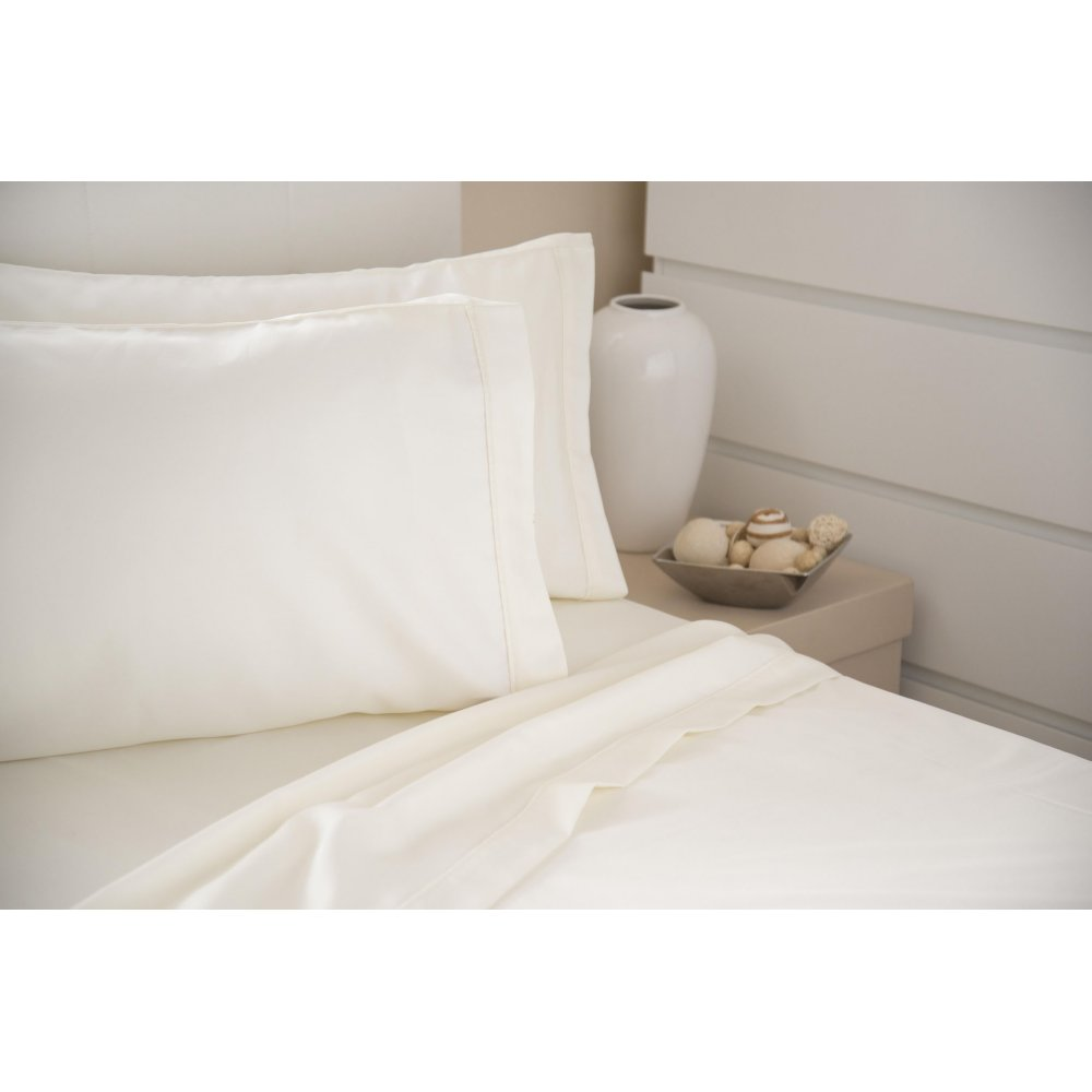 1000 Thread Count Egyptian Cotton Fitted Sheet