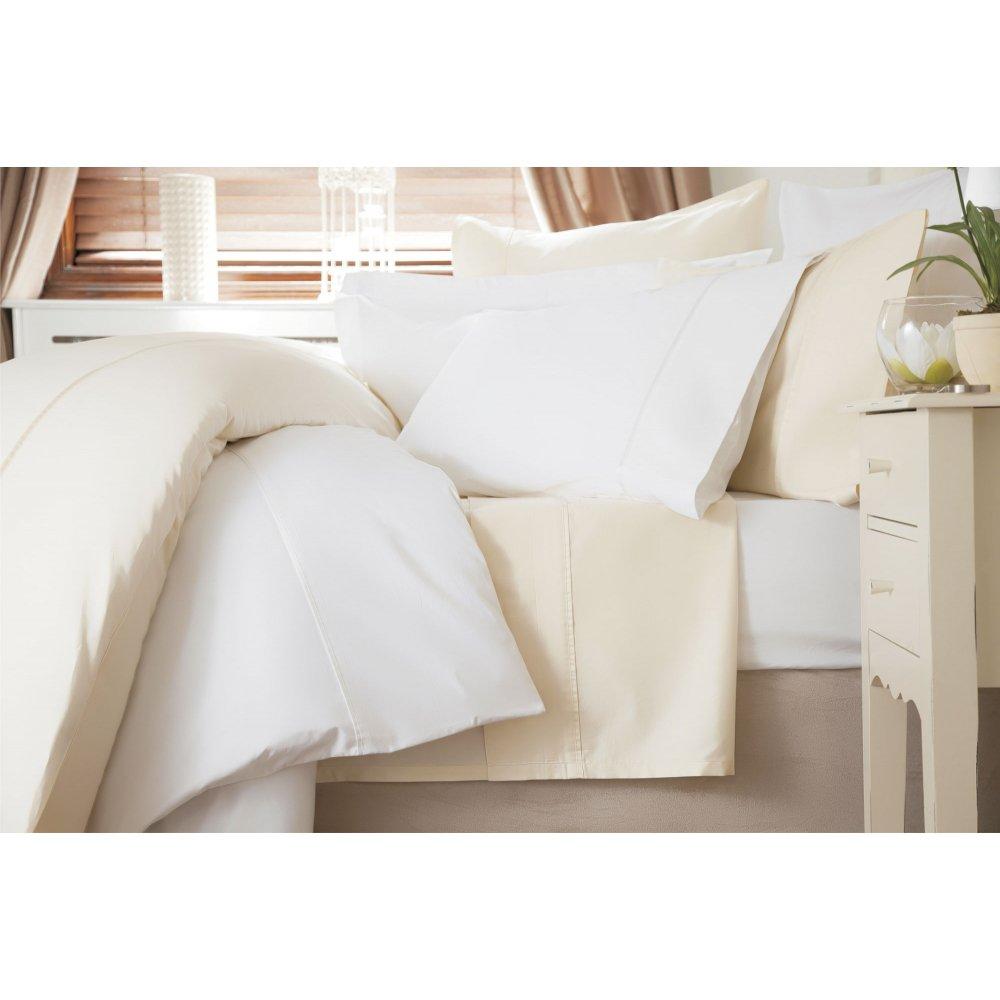 600 Thread Count Cotton Sateen Bed Linen