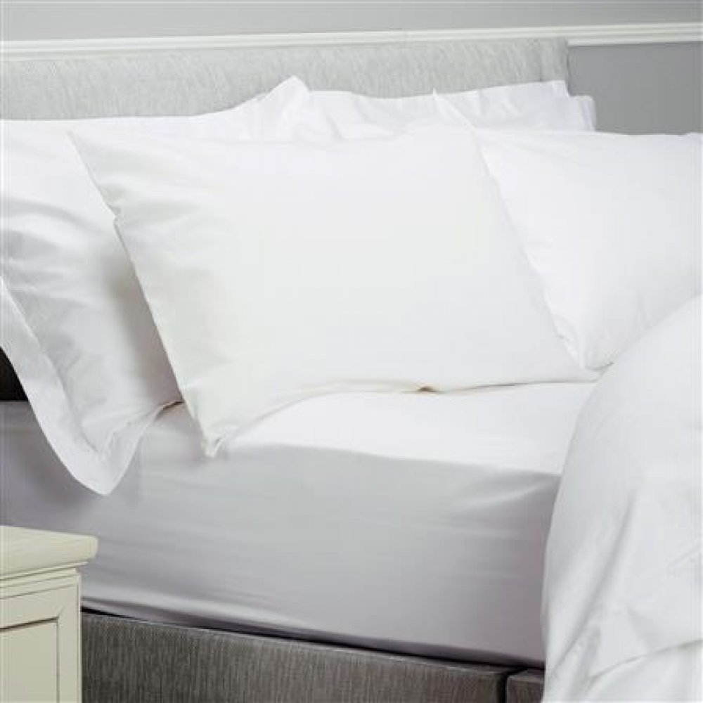 Exceptionnel 800 Thread Count Sateen Fitted Sheet