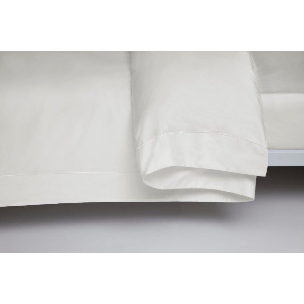 400 Thread Count Egyptian Cotton Duvet Cover in Ivory