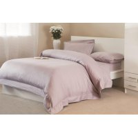 400 Thread Count Egyptian Cotton Duvet Cover in Mulberry