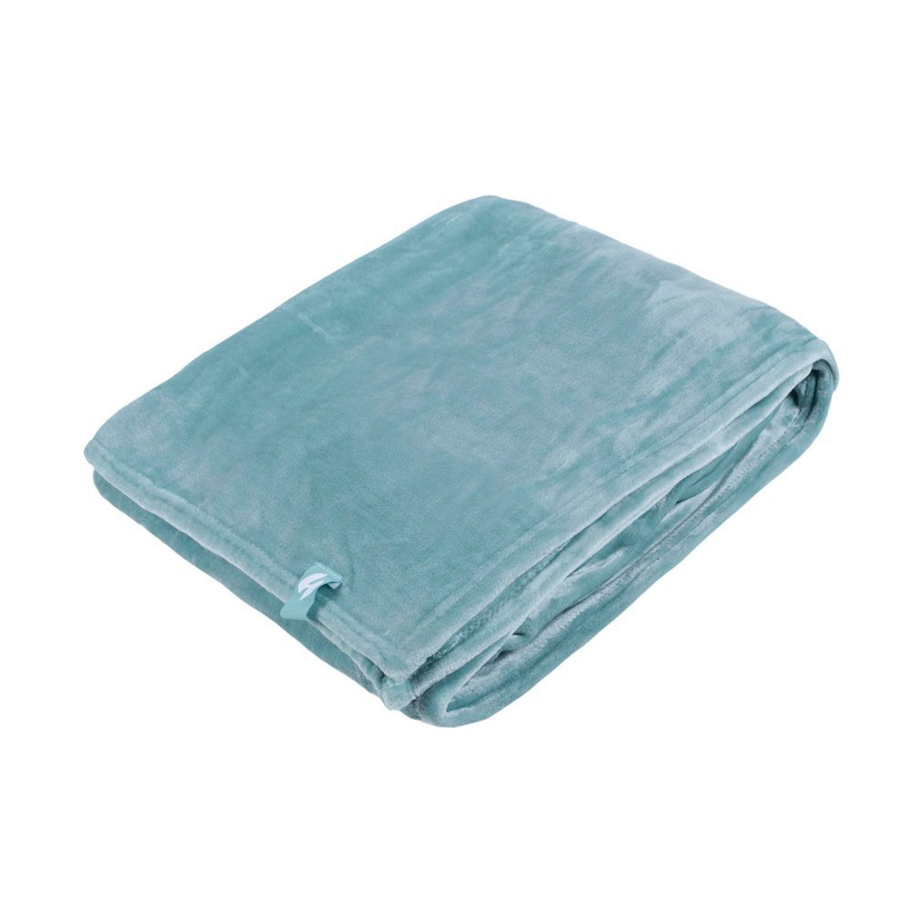 1.7 Tog Heat Holder Blanket in Duck Egg Blue