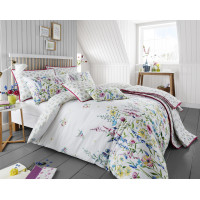 200 Thread Count Floral Duvet Cover Set