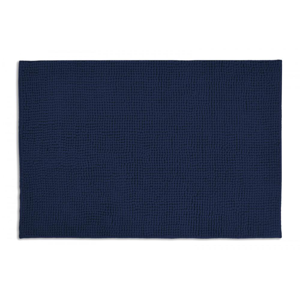 Supersoft Micro Chenille XL Bath Mat Navy Blue