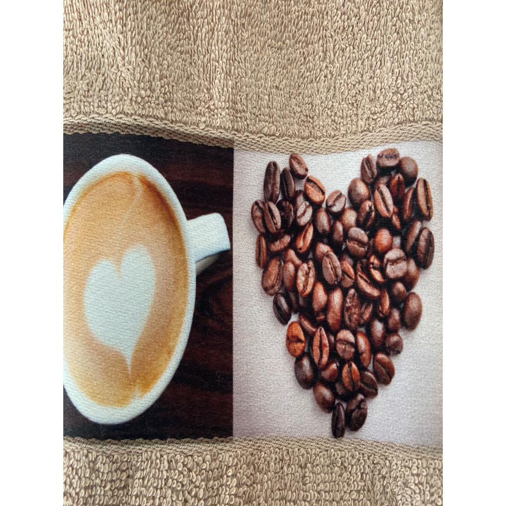 3 Pack Love Coffee Tea Kitchen Towel