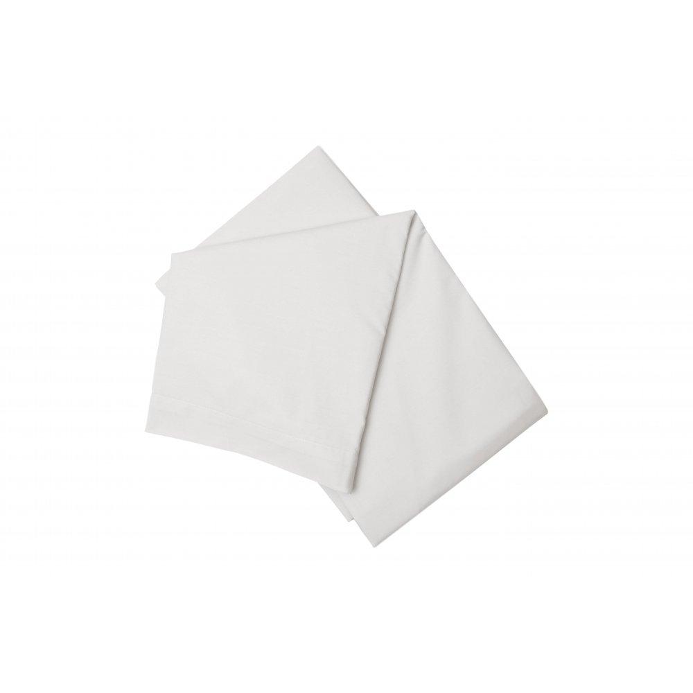 200 Thread Count Polycotton Flat Sheet Pastel Shades
