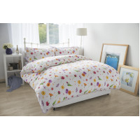 Daisy Design Floral Duvet Cover Set