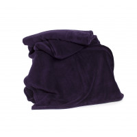 Snuggletouch Supersoft Throw in Purple
