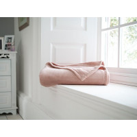 Snuggletouch Supersoft Throw in Pink