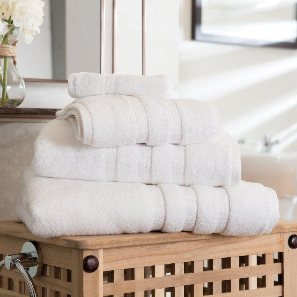 600gsm Zero Twist Cotton Towel