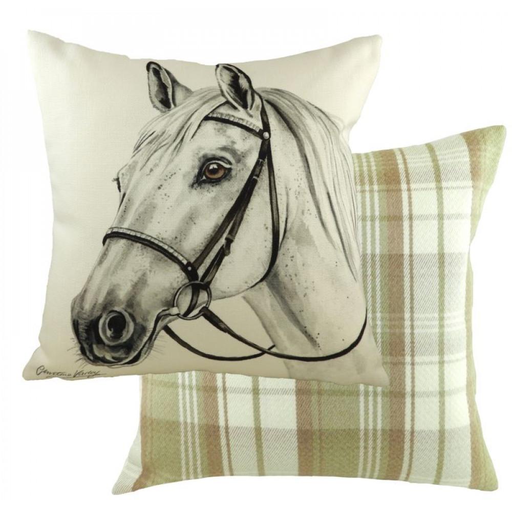 Waggy Dogz Horse Cushion