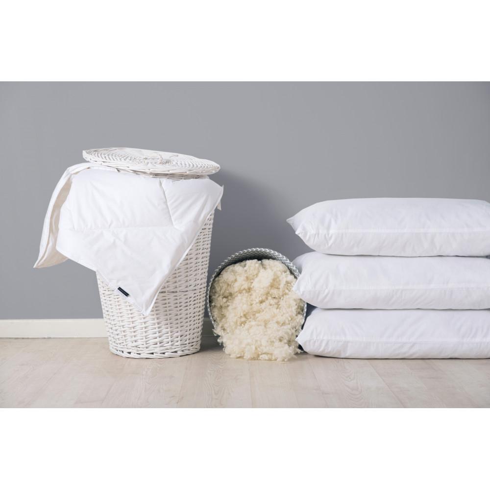 Pure Wool Filled Duvet Lightweight