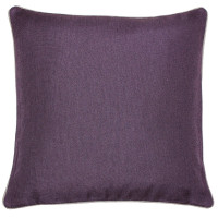 Cushion Cover with Contrasting Colour Edge