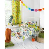 Childrens Jungletastic Designed Bed Linen