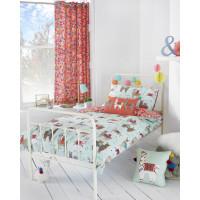 Childrens Llama Designed Bed Linen