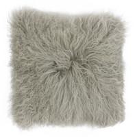 Mongolian Sheepskin Wool Cushion Cover