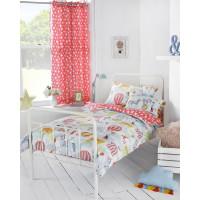 Childrens Circus Animals Designed Bed Linen