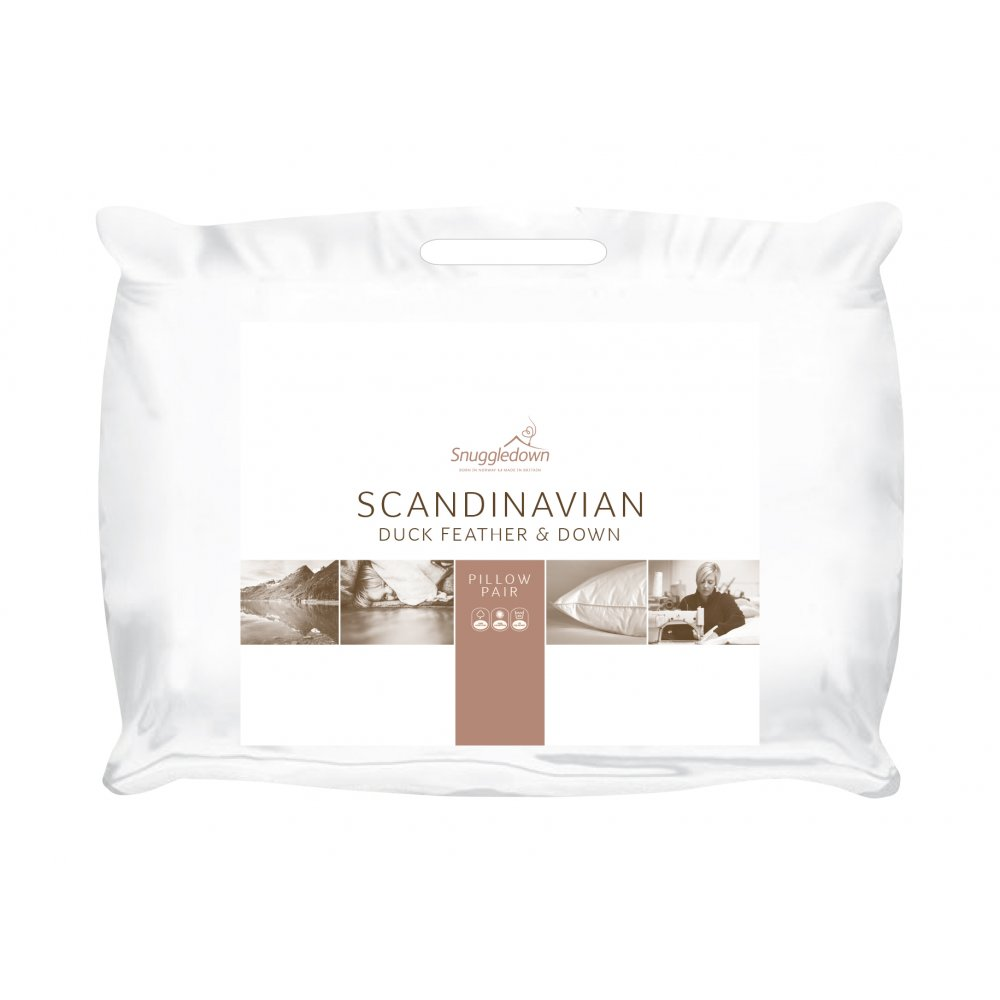 Wide range of pillows from hollowfibre and speciality pillows to high quality natural filled ...