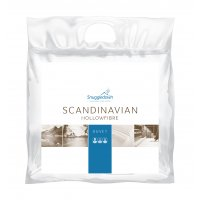 10.5 Tog Scandanavian Hollowfibre Duvet