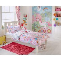 Childrens Unicorn Designed Bed Linen