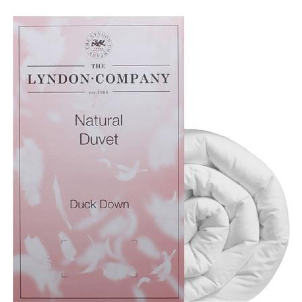 10.5 tog Duck Down Duvet by The Lyndon Company