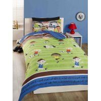 Football Friends  Duvet Cover Set