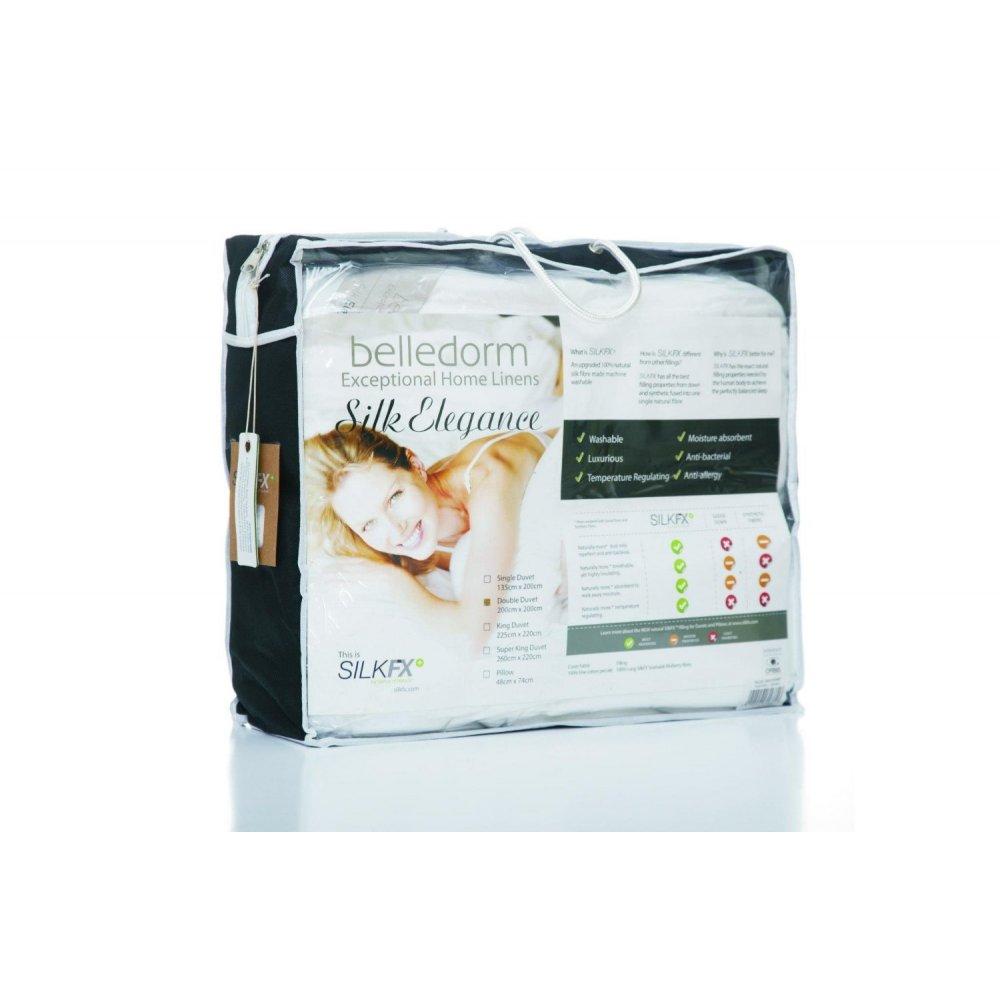 Silk Duvets & Pillows