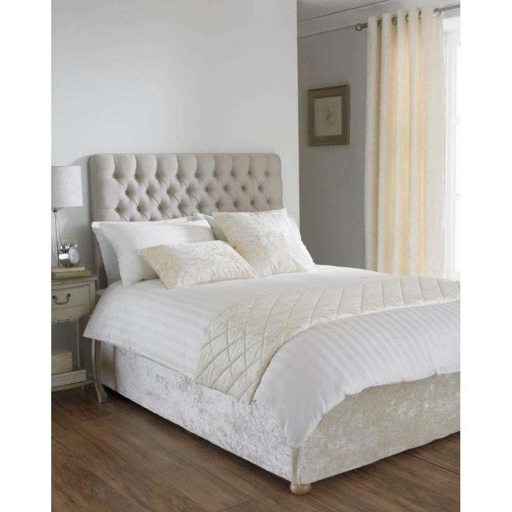 Divan base wrap valance sheet Divan bed bases